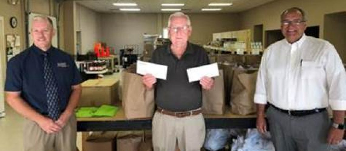 WK&T Food Pantry Donation